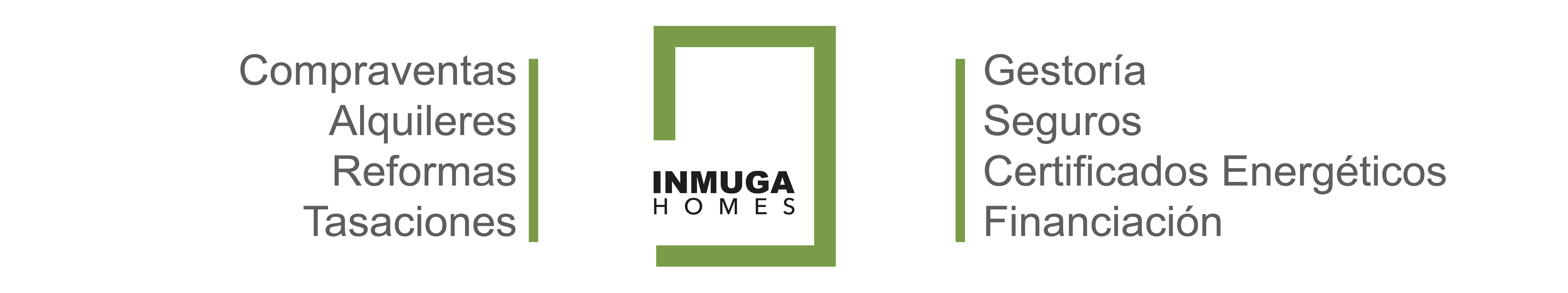 logo INMUGA HOMES, S.L.